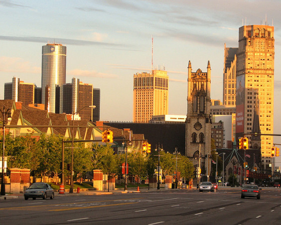 American: Phoenix – Detroit, Michigan (and vice versa). $174. Roundtrip, including all Taxes