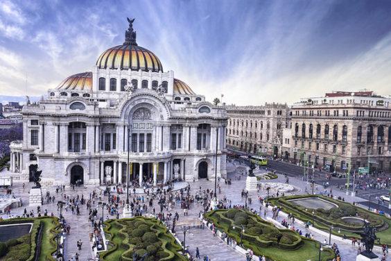 United: San Francisco – Mexico City, Mexico. $264 (Basic Economy) / $294 (Regular Economy). Roundtrip, including all Taxes