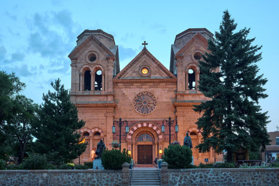 American: New York – Santa Fe, New Mexico (and vice versa). $143. Roundtrip, including all Taxes