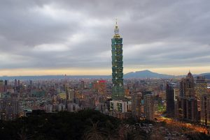 Cathay Pacific: San Francisco – Taipei, Taiwan. $487. Roundtrip, including all Taxes