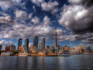 American: Seattle – Toronto, Canada. $266. Roundtrip, including all Taxes