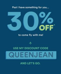 Alaska Air: 30% off ALL Flights for Travel Between January 5th, 2021 and August 31st, 2021