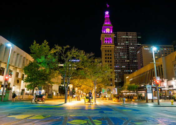 Southwest: New York – Denver (and vice versa). $178. Roundtrip, including all Taxes