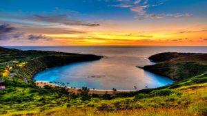 United: Newark – Honolulu, Hawaii (and vice versa). $283 (Basic Economy) / $423 (Regular Economy). Roundtrip, including all Taxes