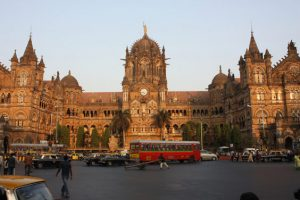 United: Newark – Mumbai, India. $582. Roundtrip, including all Taxes