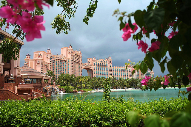 United: San Francisco – Nassau, Bahamas. $364. Roundtrip, including all Taxes