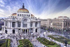 United: San Francisco – Mexico City, Mexico. $287 (Basic Economy) / $317 (Regular Economy). Roundtrip, including all Taxes