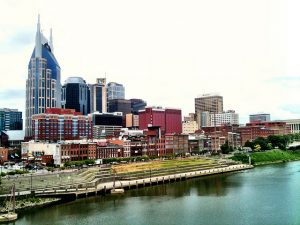 Southwest: Los Angeles – Nashville, Tennessee (and vice versa). $90. Roundtrip, including all Taxes