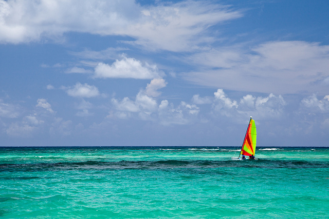 United: Newark – Punta Cana, Dominican Republic. $288. Roundtrip, including all Taxes