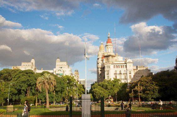 American: Los Angeles – Buenos Aires, Argentina. $560. Roundtrip, including all Taxes
