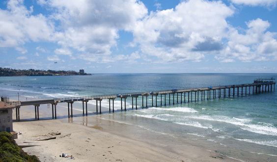 United: Newark – San Diego (and vice versa). $187. Roundtrip, including all Taxes