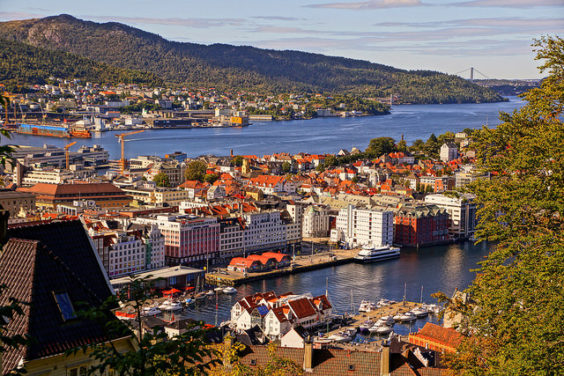 Scandinavian Airlines: San Francisco – Bergen, Norway. $447 (Basic Economy) / $502 (Regular Economy). Roundtrip, including all Taxes