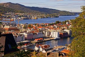 Scandinavian Air: Los Angeles – Bergen, Norway. $446 (Basic Economy) / $501 (Regular Economy). Roundtrip, including all Taxes