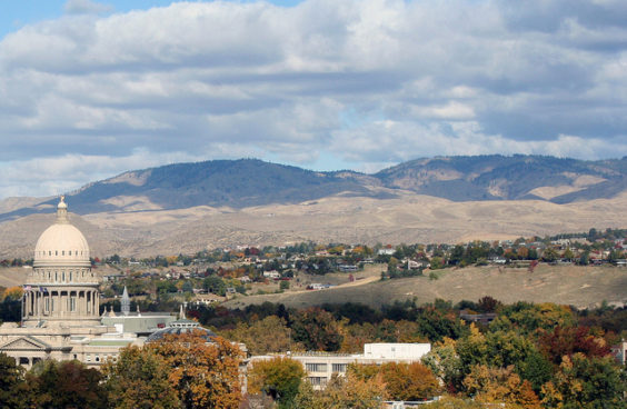 United: New York – Boise, Idaho (and vice versa). $214. Roundtrip, including all Taxes
