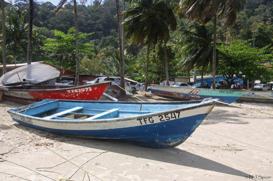 United: Newark – Port of Spain, Trinidad and Tobago. $255. Roundtrip, including all Taxes