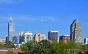 American: Portland – Raleigh / Durham, North Carolina (and vice versa). $241. Roundtrip, including all Taxes