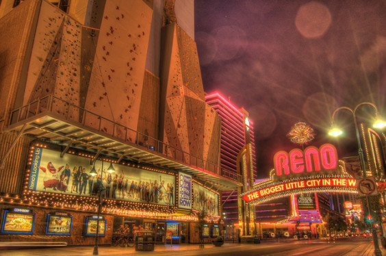United: New York – Reno, Nevada (and vice versa). $140. Roundtrip, including all Taxes