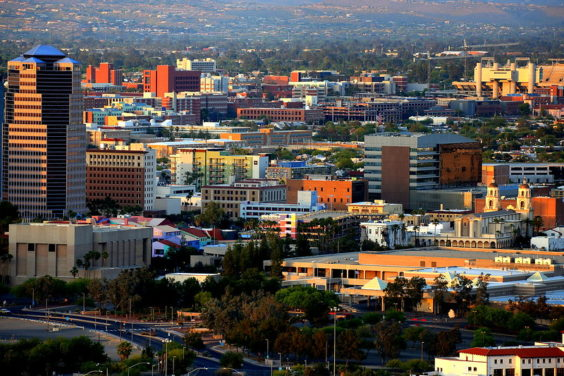 Southwest: Portland – Tucson, Arizona (and vice versa). $136. Roundtrip, including all Taxes