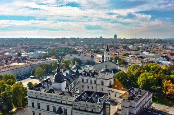Scandinavian Airlines: Newark – Vilnius, Lithuania. $430 (Basic Economy) / $485 (Regular Economy). Roundtrip, including all Taxes