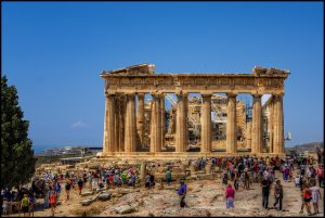 United: Phoenix – Athens, Greece. $519. Roundtrip, including all Taxes