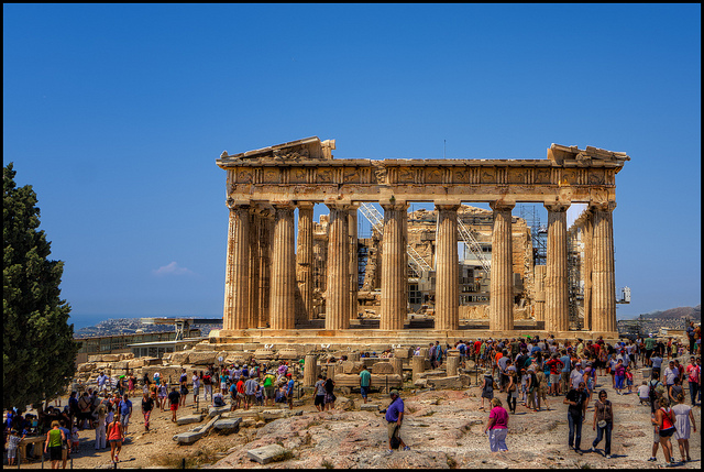 American: New York – Athens, Greece. $455. Roundtrip, including all Taxes