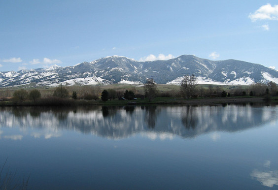 American: New York – Bozeman, Montana (and vice versa). $256. Roundtrip, including all Taxes