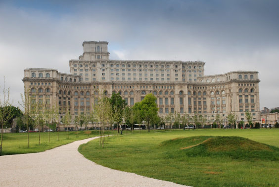 American: San Francisco – Bucharest, Romania. $566. Roundtrip, including all Taxes