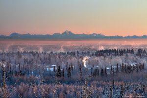 American: New York – Fairbanks, Alaska (and vice versa). $242. Roundtrip, including all Taxes