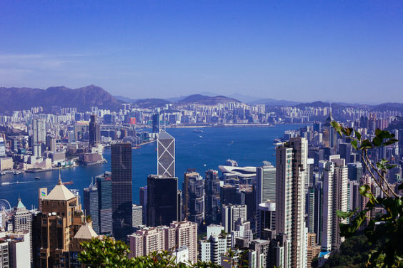 United: Phoenix – Hong Kong. $379. Roundtrip, including all Taxes