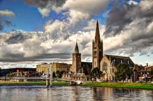 American: San Francisco – Inverness, Scotland. $450. Roundtrip, including all Taxes