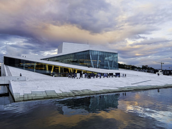 Finnair: Los Angeles – Oslo, Norway. $357. Roundtrip, including all Taxes
