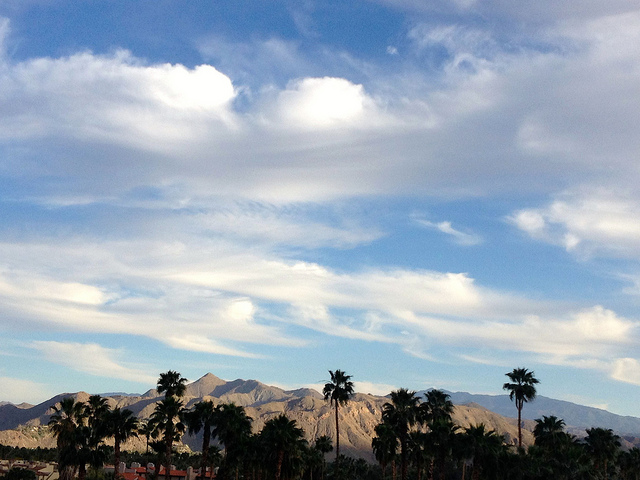 American: Portland – Palm Springs, California (and vice versa). $130. Roundtrip, including all Taxes