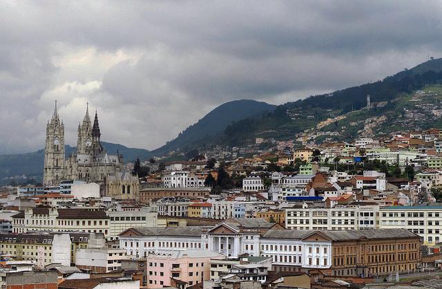 Copa: San Francisco – Quito, Ecuador. $401. Roundtrip, including all Taxes