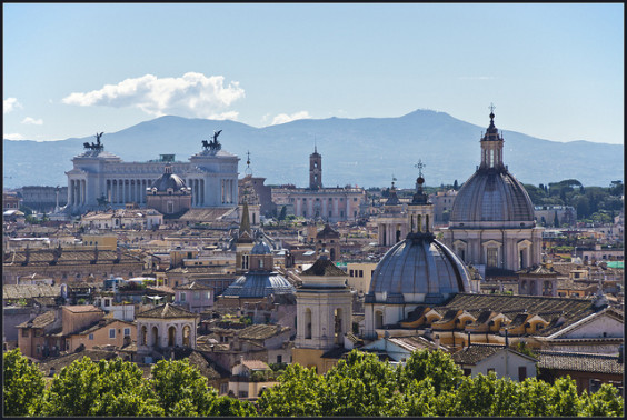 Delta: Phoenix – Rome, Italy. $429. Roundtrip, including all Taxes