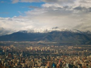 American: Phoenix – Santiago, Chile. $595. Roundtrip, including all Taxes