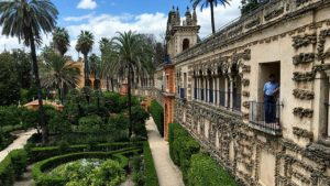 American: New York – Seville, Spain. $496. Roundtrip, including all Taxes