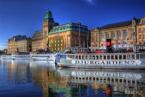 Finnair: New York – Stockholm, Sweden. $330. Roundtrip, including all Taxes