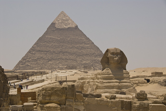 Delta: Portland – Cairo, Egypt. $738. Roundtrip, including all Taxes
