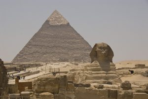 Delta: New York – Cairo, Egypt. $578. Roundtrip, including all Taxes