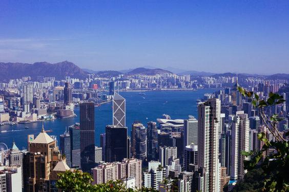 Air Canada: Portland – Hong Kong. $704. Roundtrip, including all Taxes