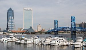 American: Portland – Jacksonville, Florida (and vice versa). $273. Roundtrip, including all Taxes