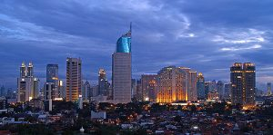 United / All Nippon Airways: San Francisco – Jakarta, Indonesia. $668. Roundtrip, including all Taxes