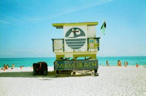 American: Portland – Miami (and vice versa). $224. Roundtrip, including all Taxes