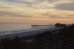 American: San Francisco – Myrtle Beach, South Carolina (and vice versa). $273. Roundtrip, including all Taxes