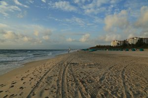 American: Portland – West Palm Beach, Florida (and vice versa). $263. Roundtrip, including all Taxes