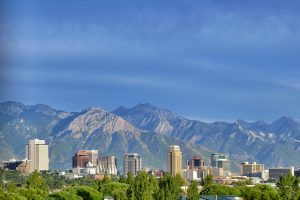 The Shorthaul – American: Los Angeles – Salt Lake City, Utah (and vice versa). $97. Roundtrip, including all Taxes