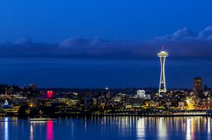 Southwest: Los Angeles – Seattle (and vice versa). $97. Roundtrip, including all Taxes