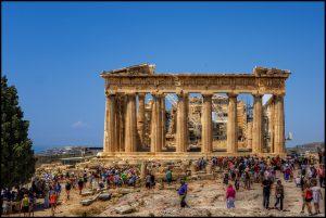 American: New York – Athens, Greece. $505 (Basic Economy) / $655 (Regular Economy). Roundtrip, including all Taxes