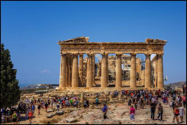 Delta: New York – Athens, Greece. $445 (Basic Economy) / $595 (Regular Economy). Roundtrip, including all Taxes