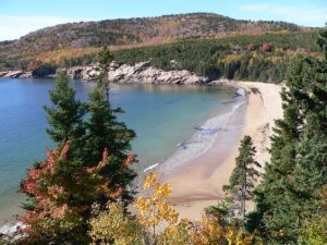 American: Los Angeles – Bangor, Maine (and vice versa). $255. Roundtrip, including all Taxes